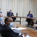 Poder Ejecutivo y Legislativo coordinan acciones en defensa de los servicios públicos en el país