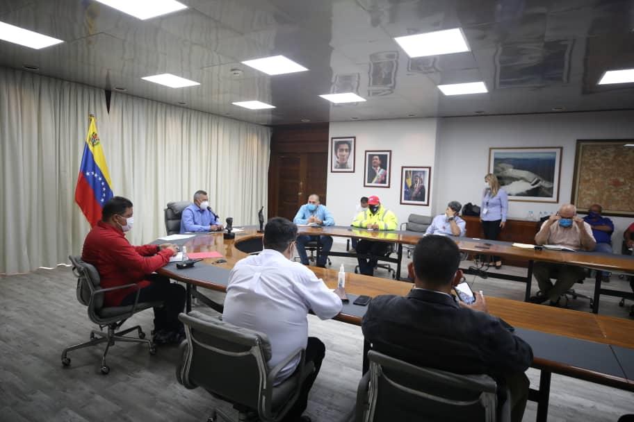Gobierno Bolivariano toma acciones para mejorar transporte público en el país