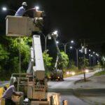 Instaladas más de 13 mil luminarias tipo LED en el territorio nacional