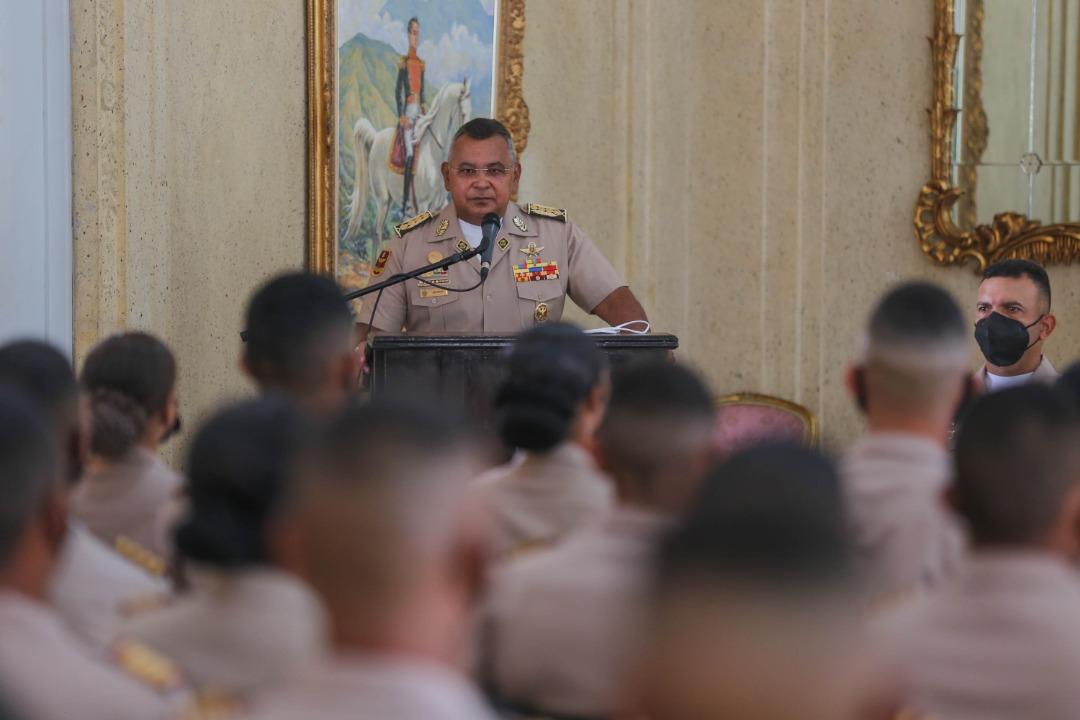 General en Jefe Reverol resalta valores en la nueva generación de la GNB
