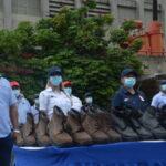 Entregan autobuses a fuerza trabajadora de Corpoelec en el estado Bolívar