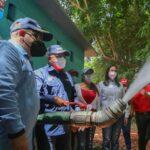 Vicepresidencia de Servicios atendió con jornada integral a familias del sector Las Casitas en Miranda