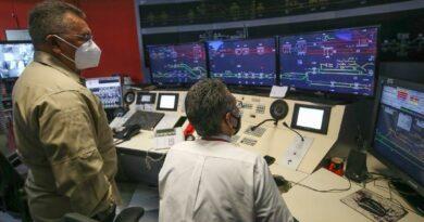 Supervisan funcionamiento y operatividad del Metro de Caracas
